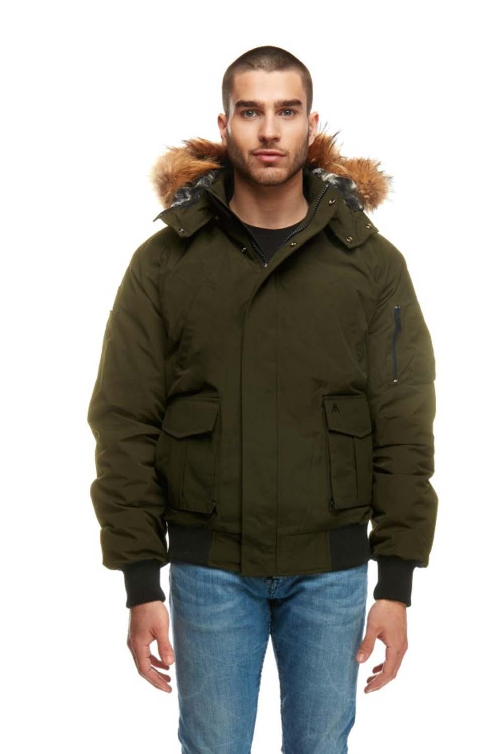 Mont Avila - Bomber Winter Jacket