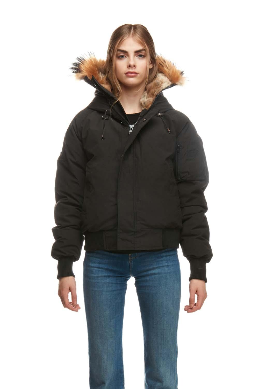 Saint Sauveur Women - Bomber Winter Jacket