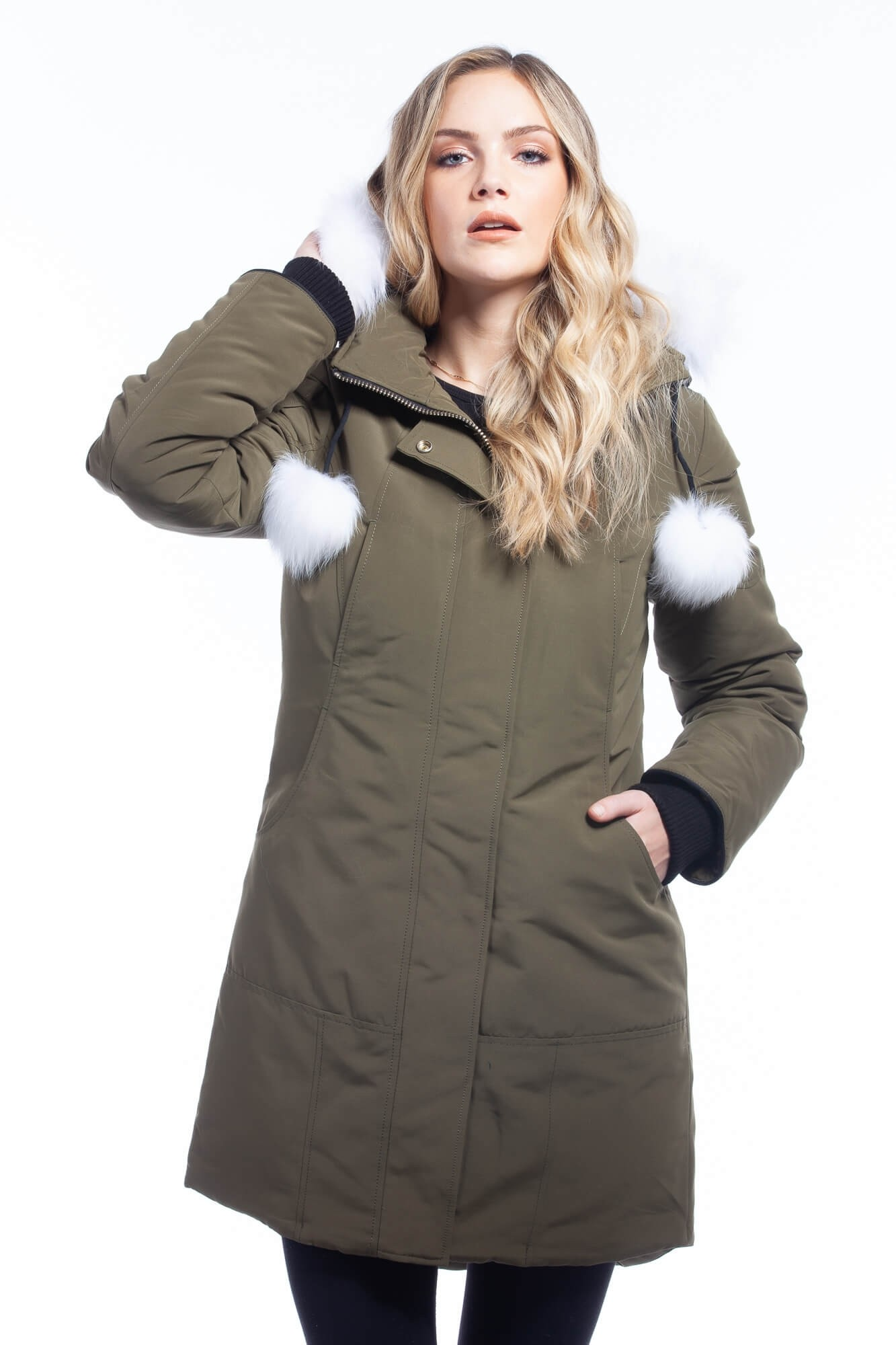 Parka For Women - Calgary