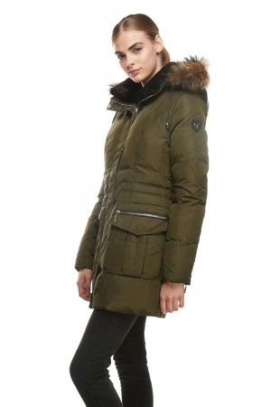 Caribou - Parka For Women