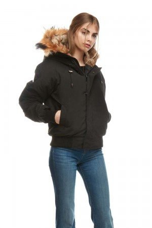 Saint Sauveur Women - Bomber Winter Jacket