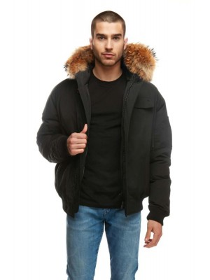 Saint Sauveur Men - Bomber Winter Jacket