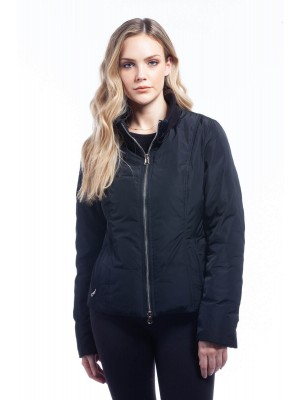Double Bomber Jacket For Women
