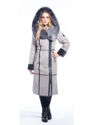 Women Coat With Fur
