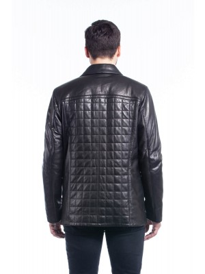 Jacket For Men - Leather